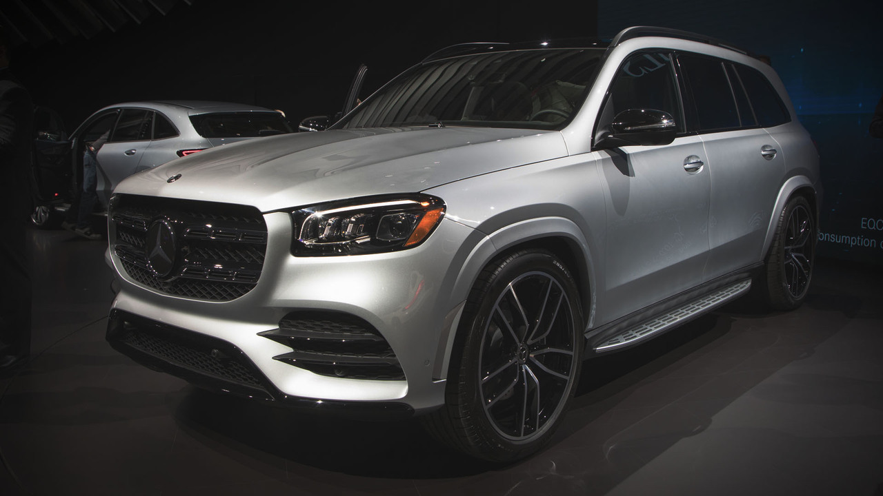 Need to Know: The 2020 Mercedes-Benz GLS