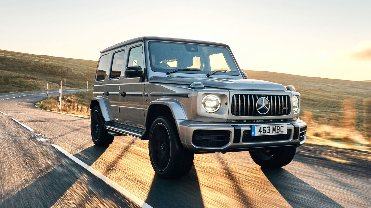 Behind the Wheel: The 2019 Mercedes-AMG G63, the Ultimate Muscle Truck
