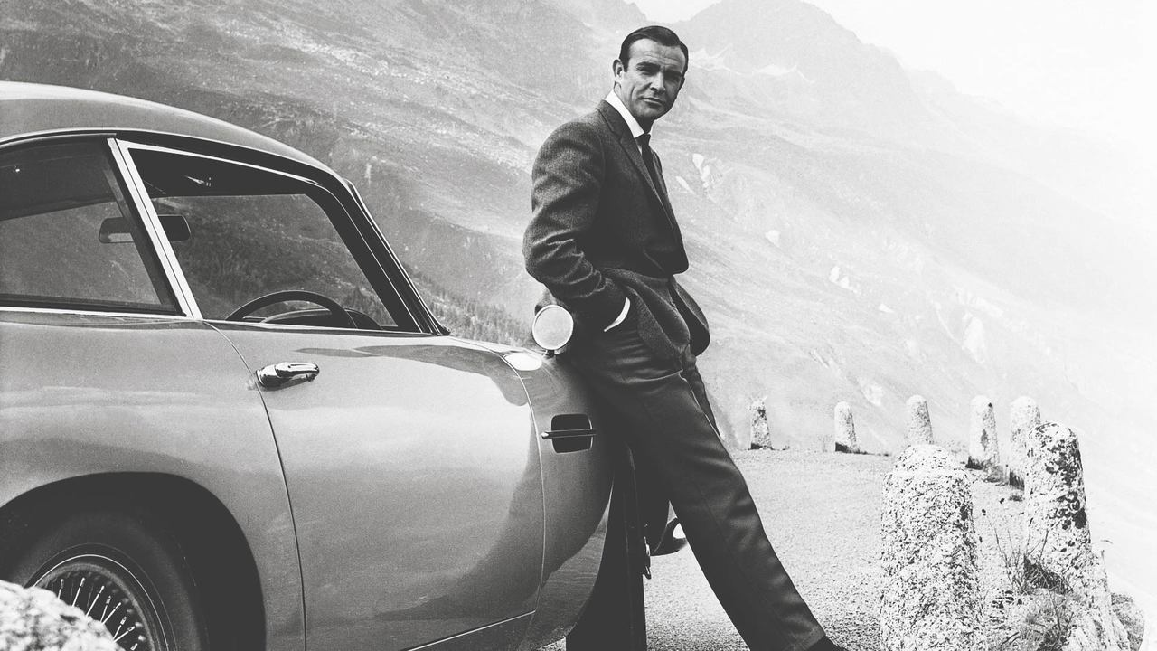 "Aston Martin Is Building 25 ""Brand New"" DB5s"