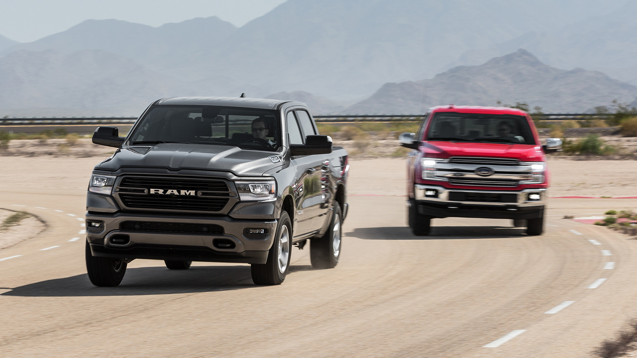 MotorTrend's 2019 Truck of the Year: The Finalists