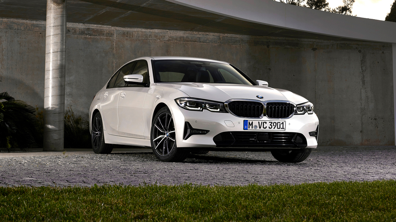 Behind the Wheel: Driving the New 3 Series, the Soul of BMW