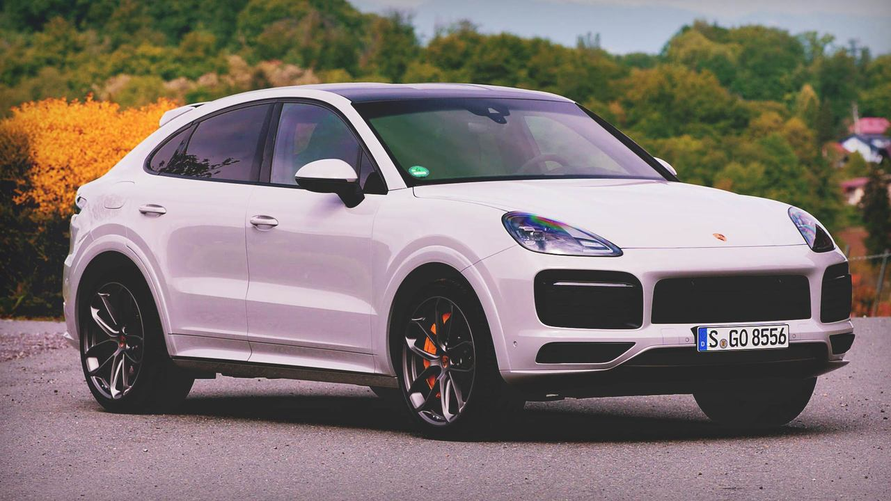 From the Press Room: the New 2020 Porsche Cayenne Coupe