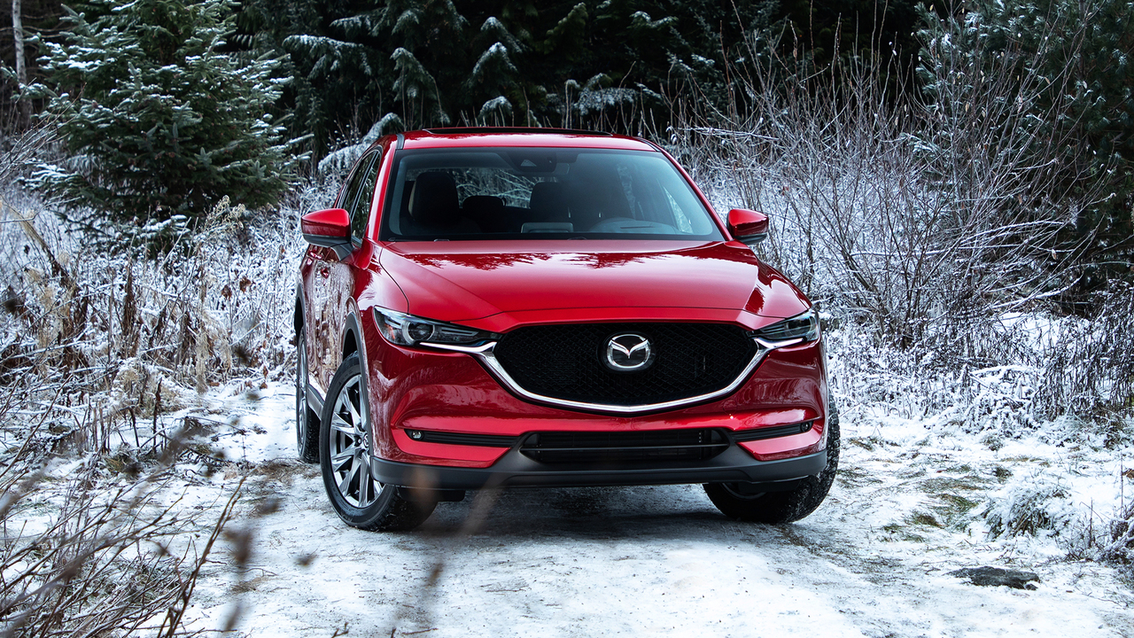 From the Pressroom: the 2019 Mazda CX-5