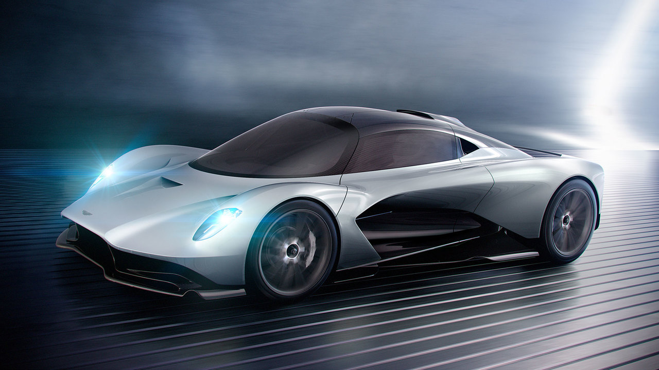 10 Reasons Why the Aston Martin AM-RB 003 Dazzled at Geneva