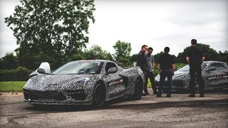 Watch This! Behind the Scenes of the Corvette C8's  Final Development Testing