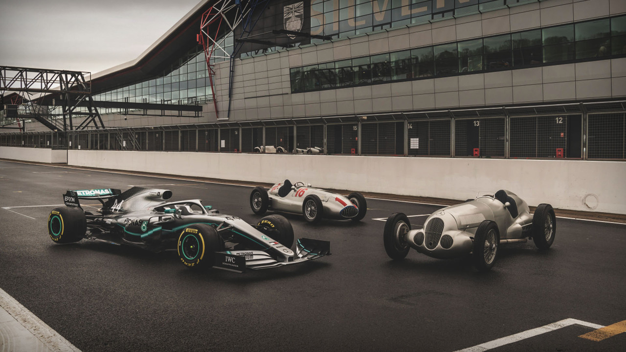 What You Missed: Mercedes-Benz Celebrates 125 Years in Motorsports