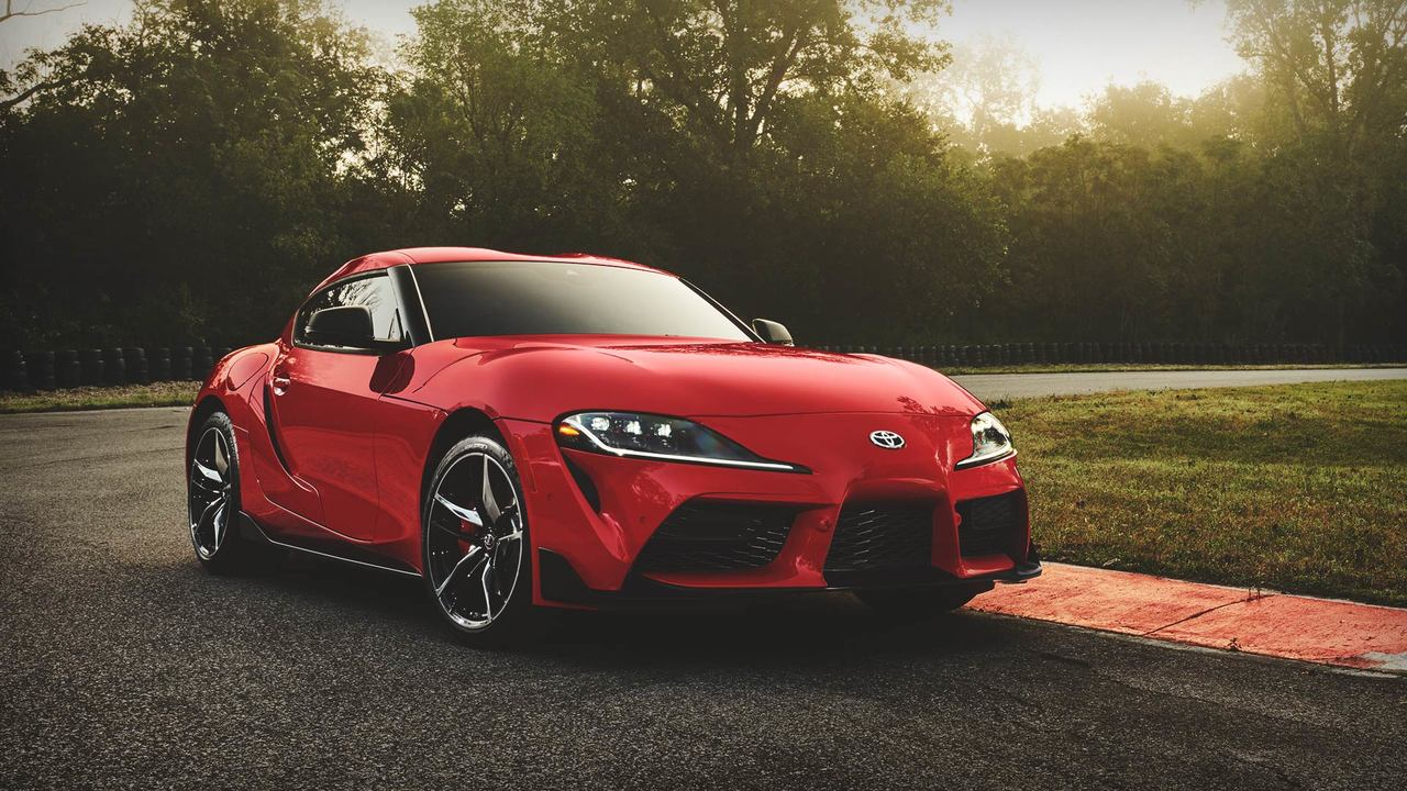 From the Press Room: the 2020 Toyota Supra