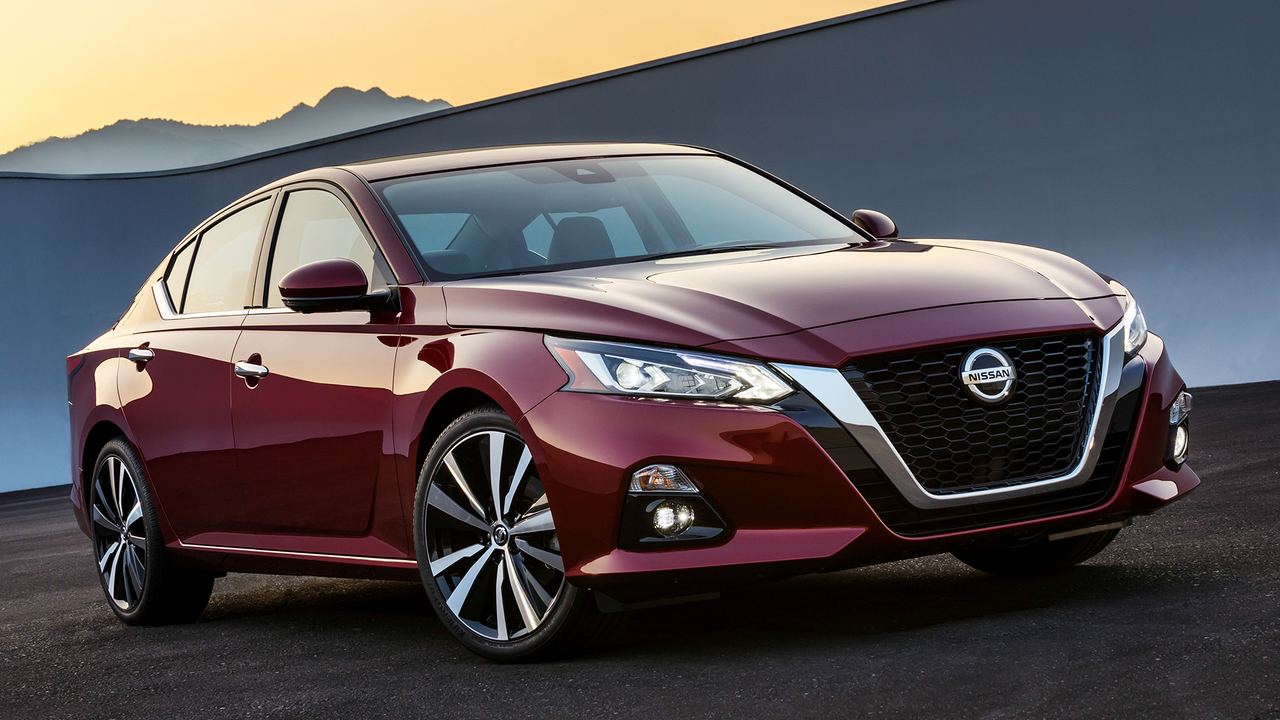7 Reasons Why the 2019 Nissan Altima Is Bringing Tech to the Table
