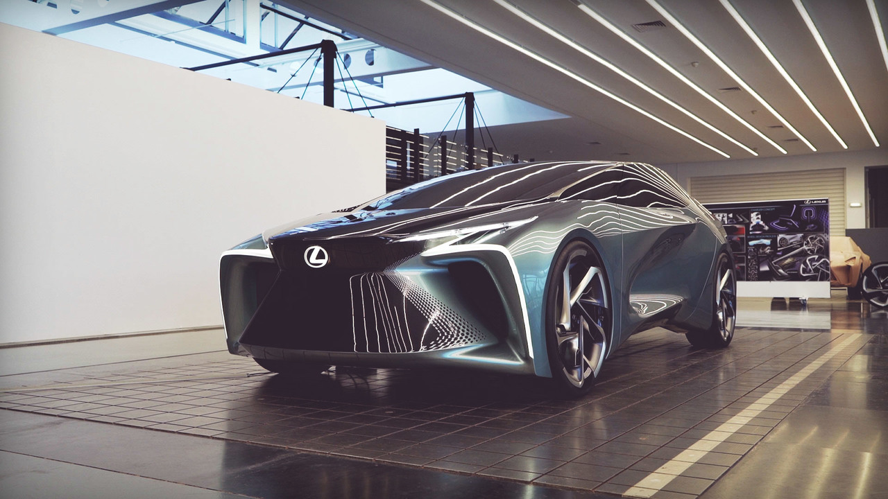 Watch This! The Lexus LF-30 Electrified