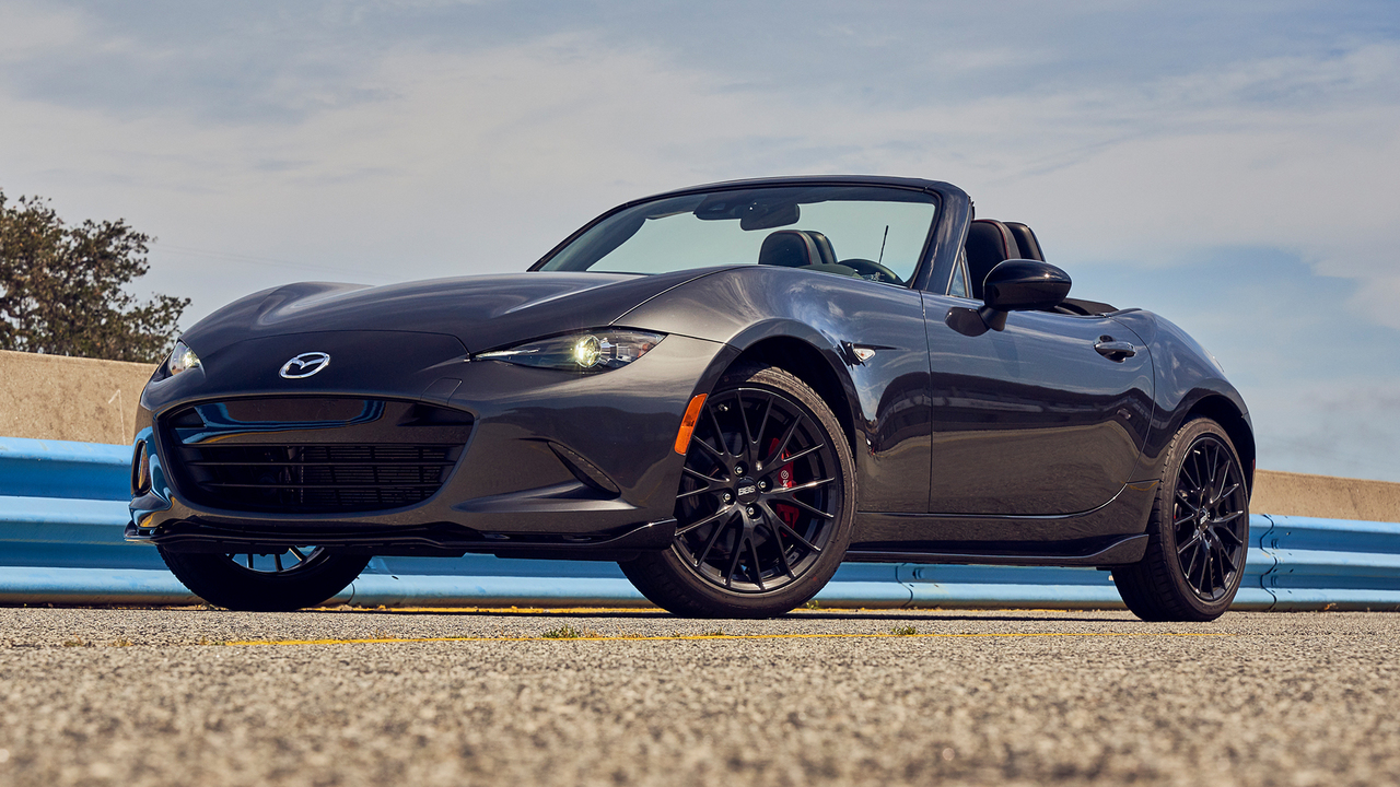 Best Driver's Car Contender: 2019 Mazda MX-5 Miata Club