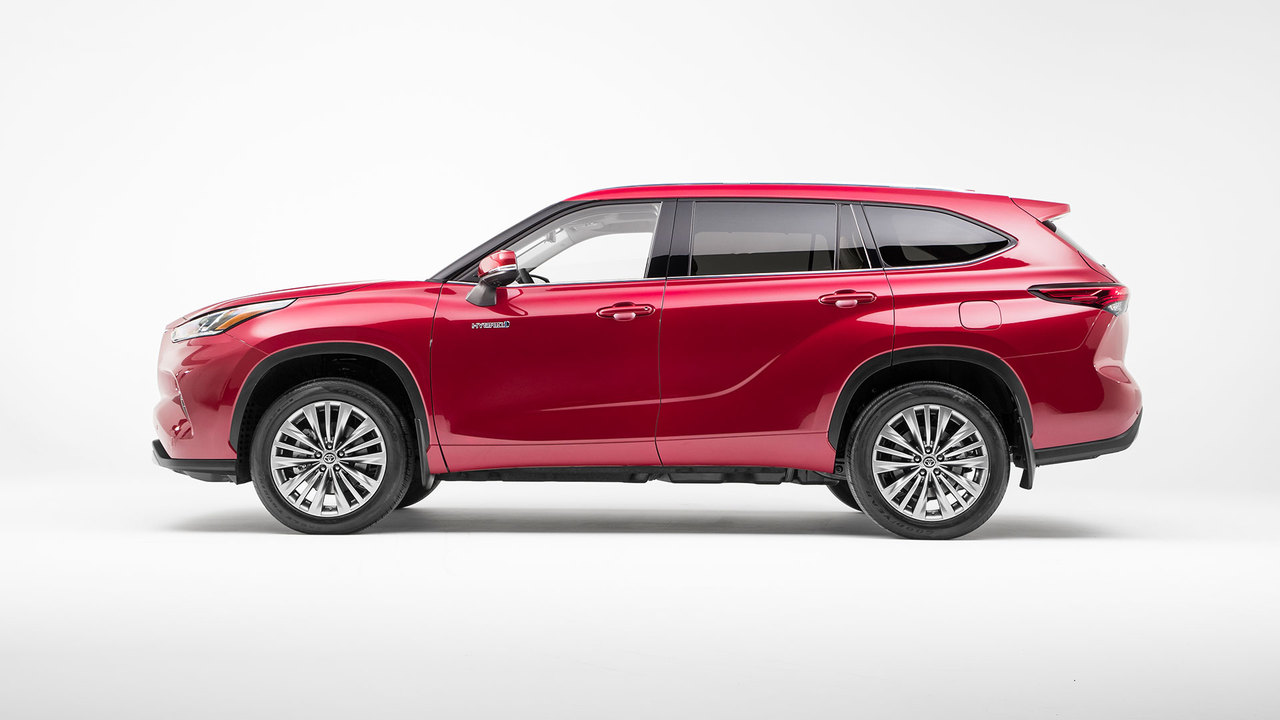 10 Reasons Why the 2020 Toyota Highlander Will Surprise You