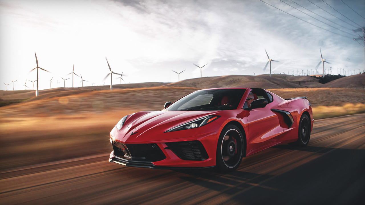 2020 MotorTrend Car of the Year: the Chevrolet Corvette