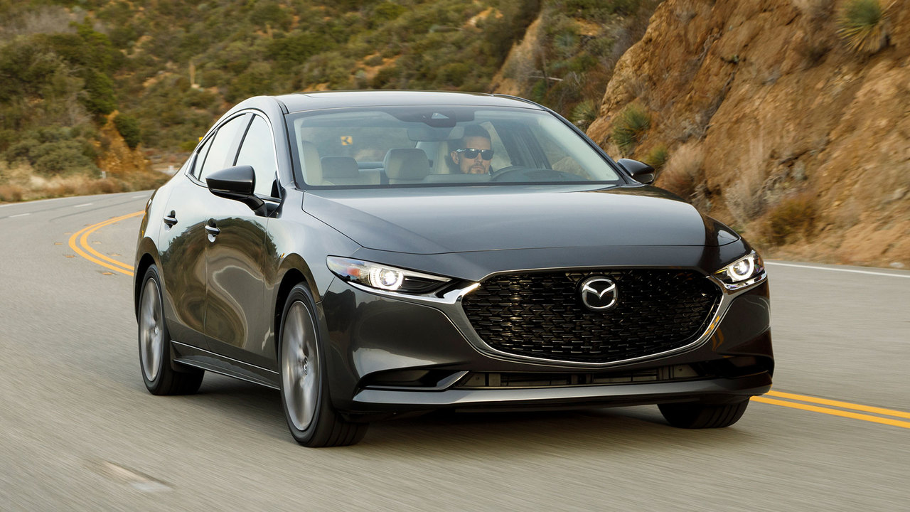 Behind the Wheel: The 2019 Mazda3