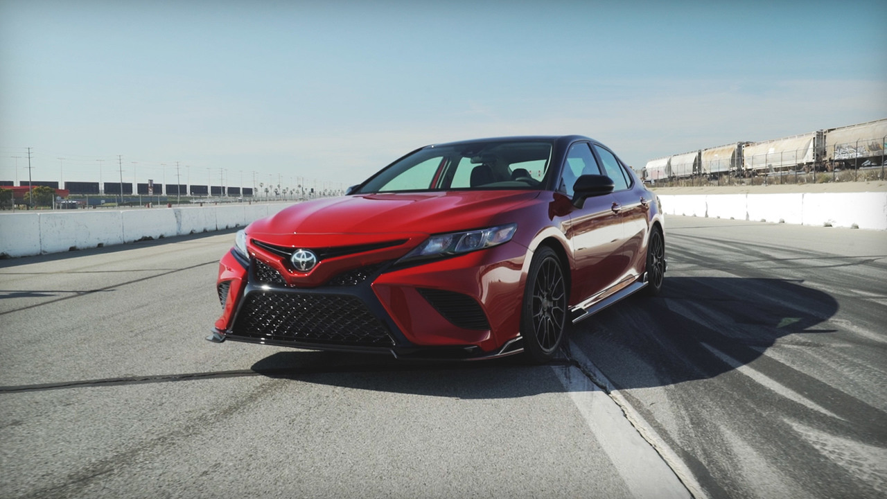 First Test: 2020 Toyota Camry TRD