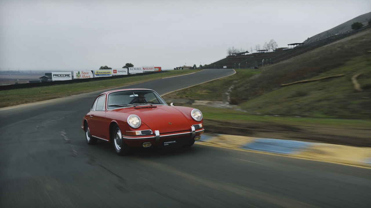 Porsche 901 and Porsche 959: Driving Two Game-Changing Porsches