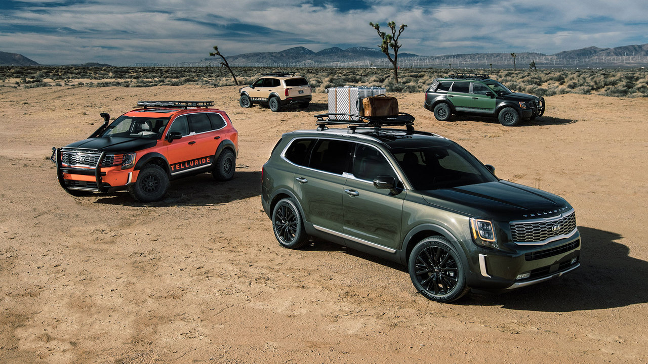 9 Reasons Why the Kia Telluride Leads With Tech