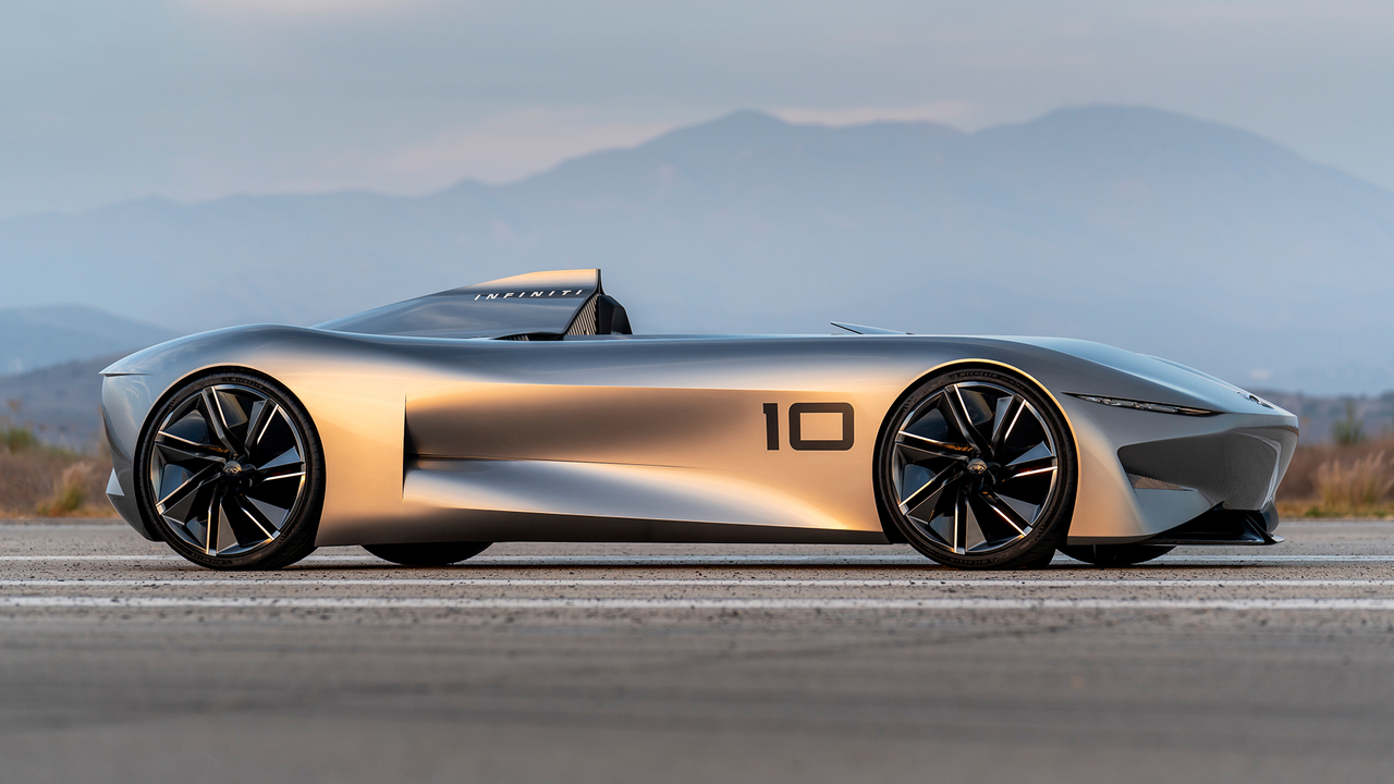 8 Reasons Why Infiniti's Prototype 10 Is a Knockout