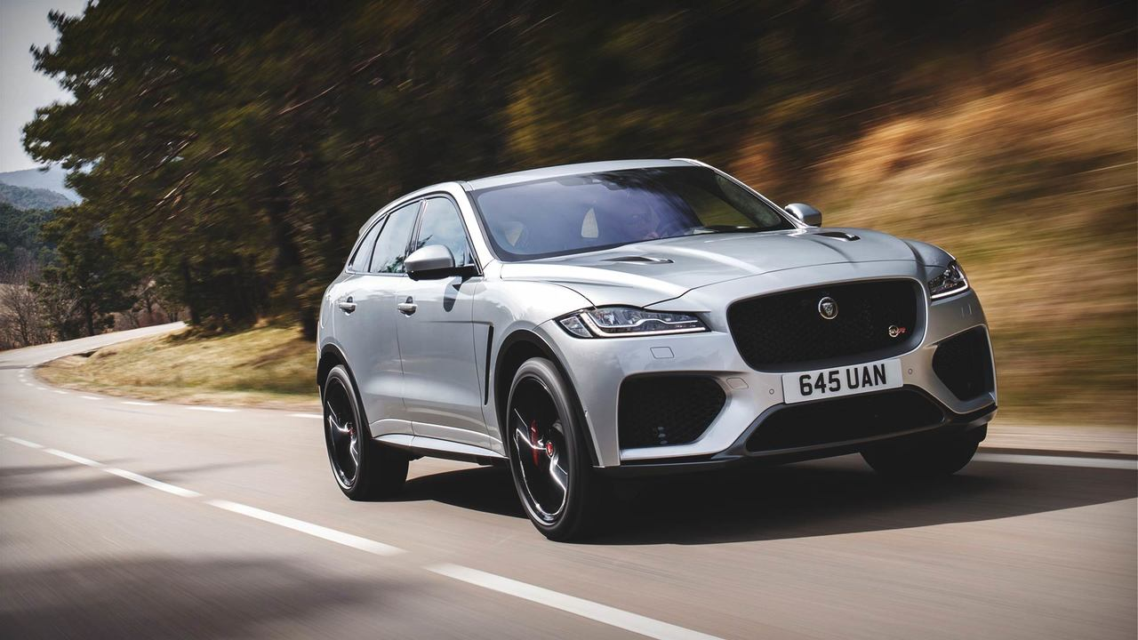 5 Cool Things: the 2019 Jaguar F-Pace SVR