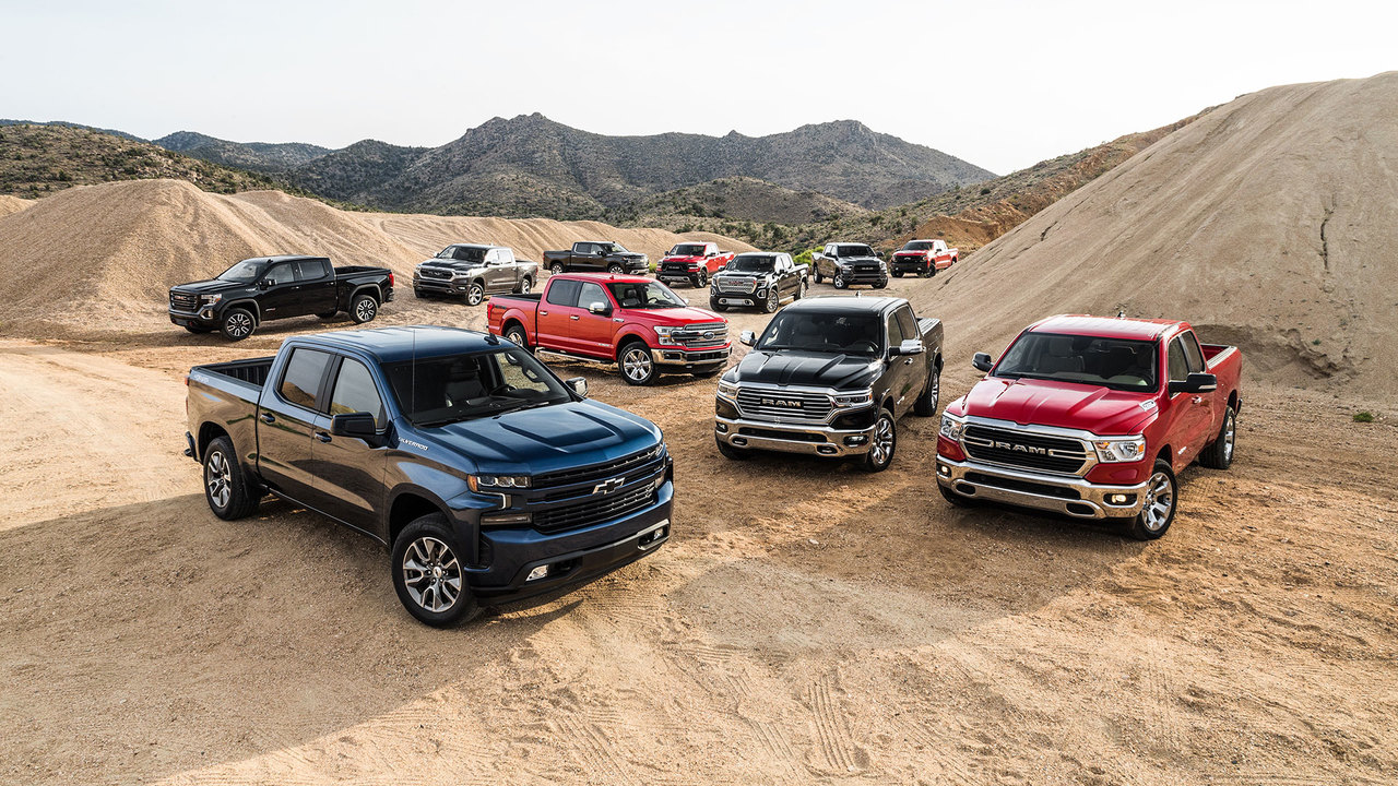 MotorTrend's 2019 Truck of the Year: The Overview