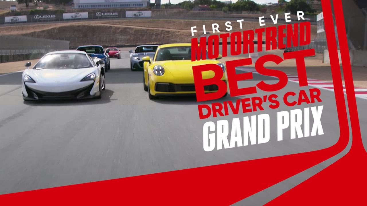 Best Driver's Car 2019 Grand Prix Promo