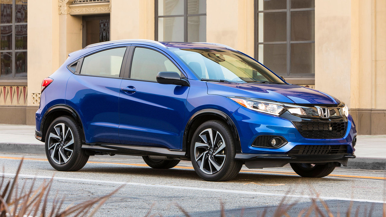 7 Reasons Why the Honda HR-V Is a Tiny Honda