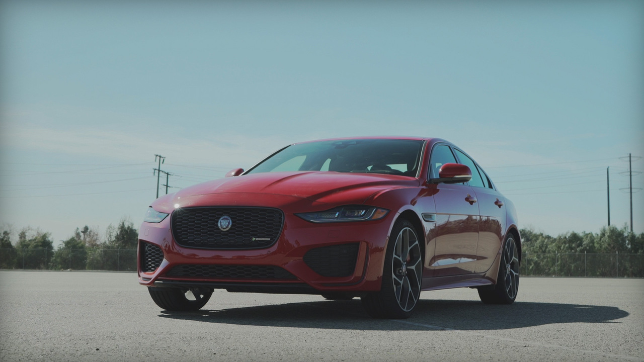 First Test: 2020 Jaguar XE P300 S AWD