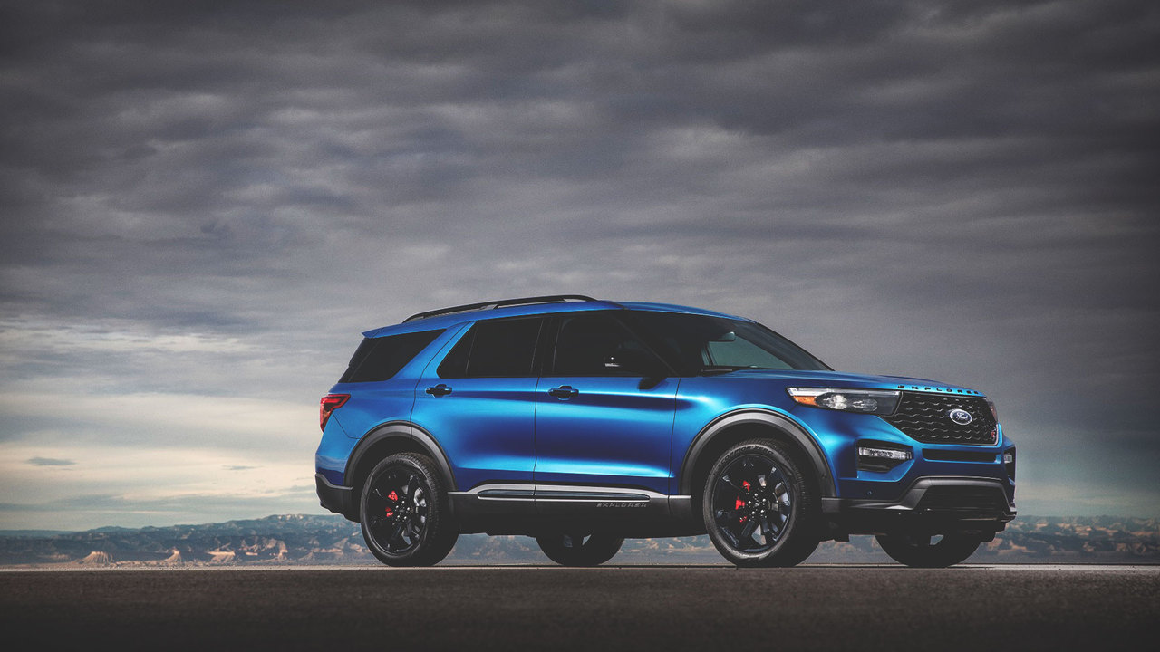 5 Cool Things: the All-New 2020 Ford Explorer