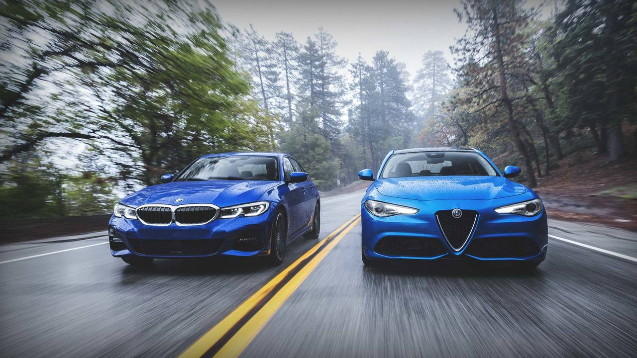 Behind the Wheel: The BMW 330i Takes on the Alfa Romeo Giulia