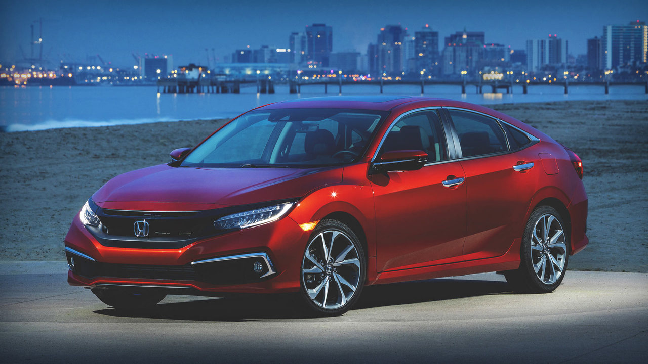 5 Cool Things: the 2019 Honda Civic Touring
