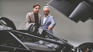 MT Exclusive: Horacio Pagani on the Evolution of His Latest Hypercar