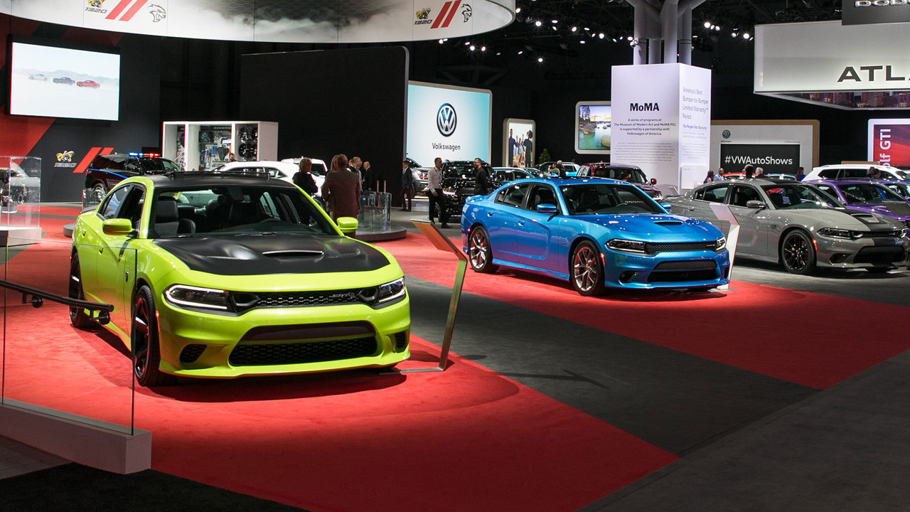 Best of the New York Auto Show: 5 Cars We're Excited About