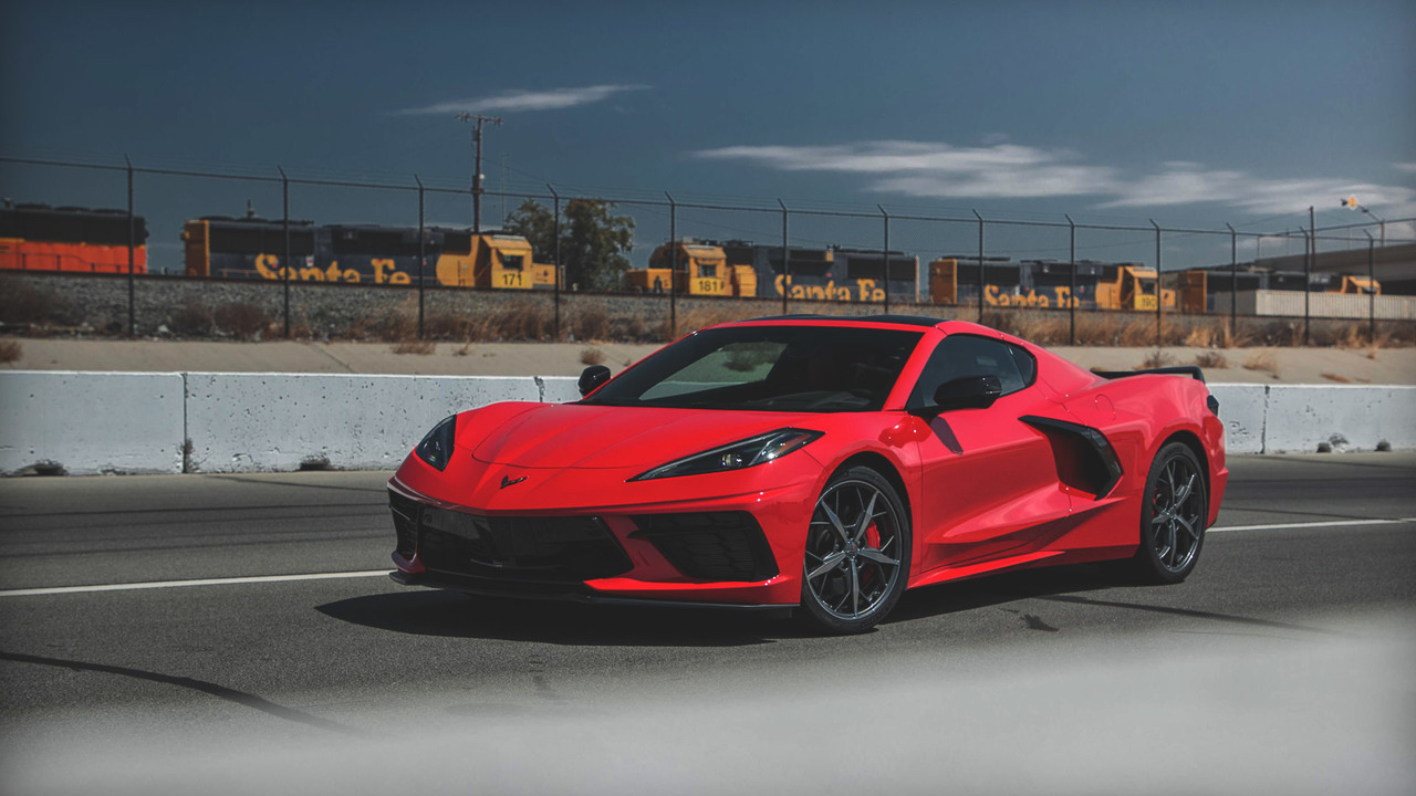 2020 Chevy Corvette C8 Interior Review