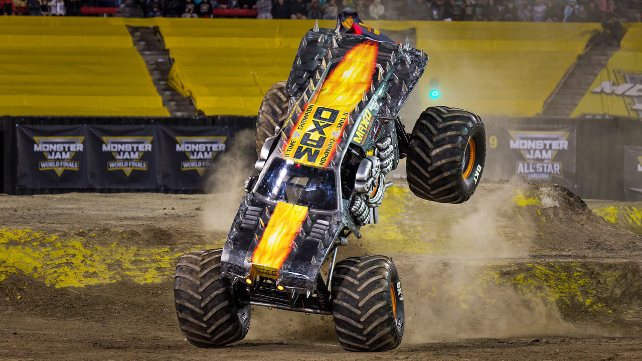 7 Reasons Why Max D Is A Top Monster Truck