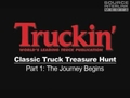 Classic Truck Treasure Hunt - Part 1