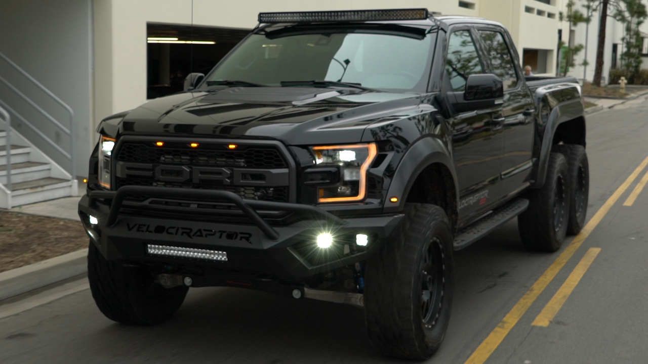 10 Reasons Why The Hennessey Velociraptor 6x6 is the Ultimate Raptor