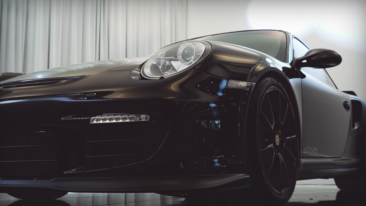 Behind the Wheel: the 2011 Porsche GT2 RS