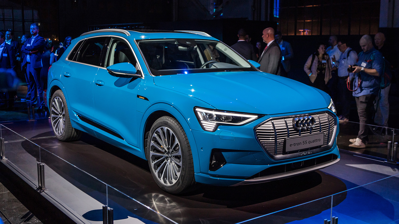 7 Reasons Why the Audi e-tron Is From the Future