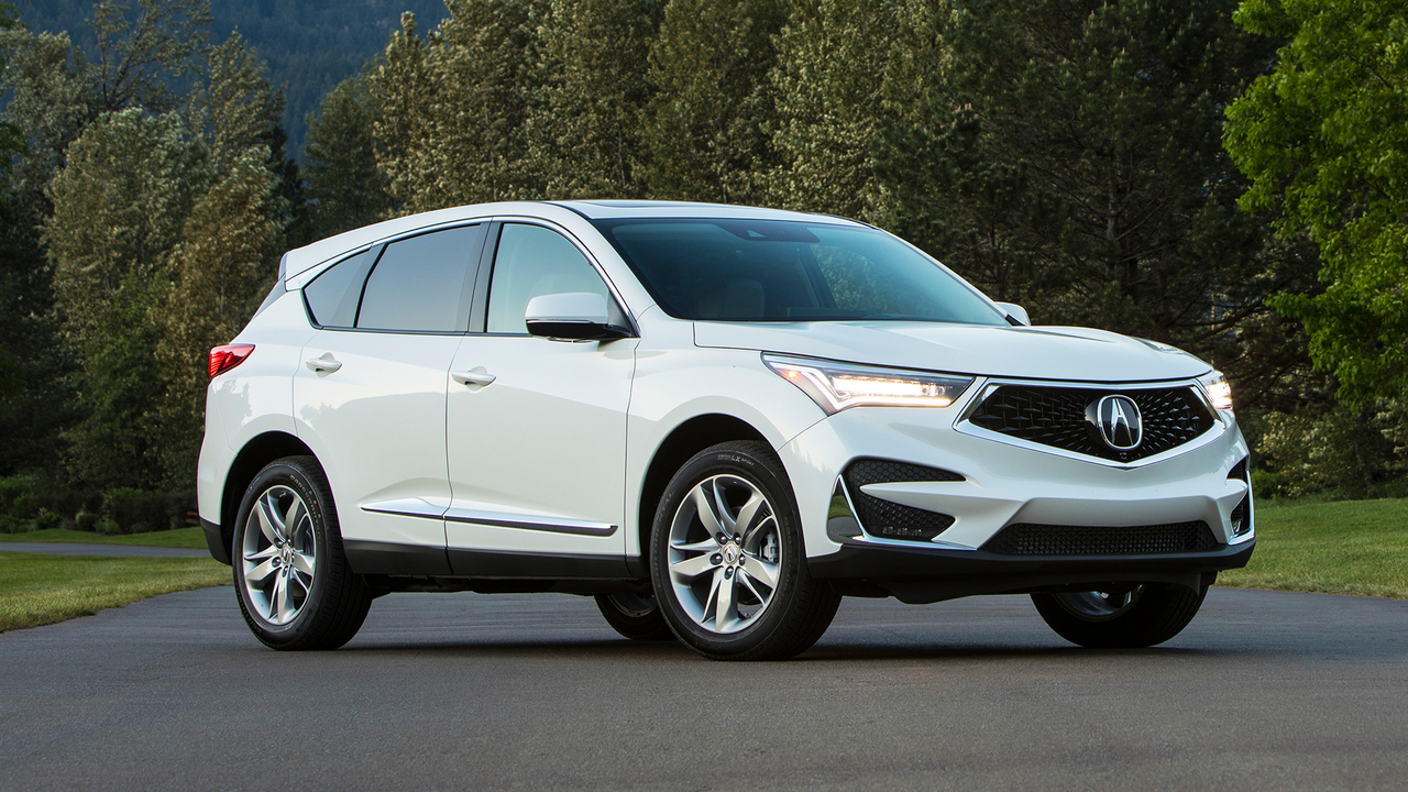 8 Reasons Why the Acura RDX Has NSX DNA