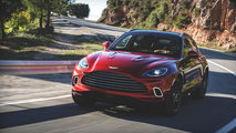 From the Press Room: Aston Martin DBX
