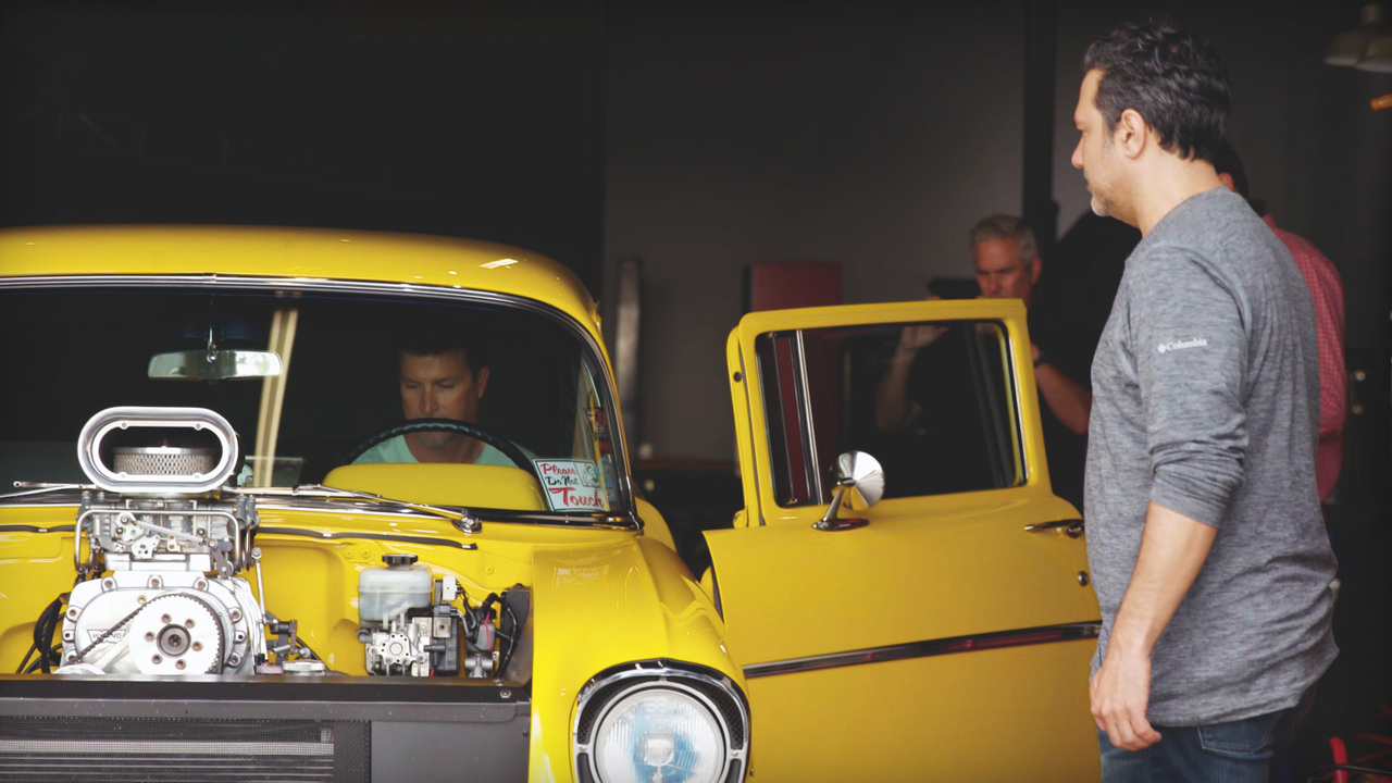 Artist at Work: Bringing Movie Cars to Life with Formosa Group