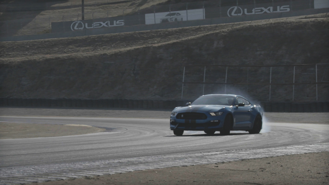Watch This! Jethro Bovingdon Gets Sideways at MotorTrend's 2019 Best Driver's Car