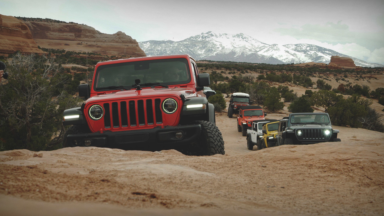 The Best Jeep Concepts From the 2019 Easter Jeep Safari Ranked
