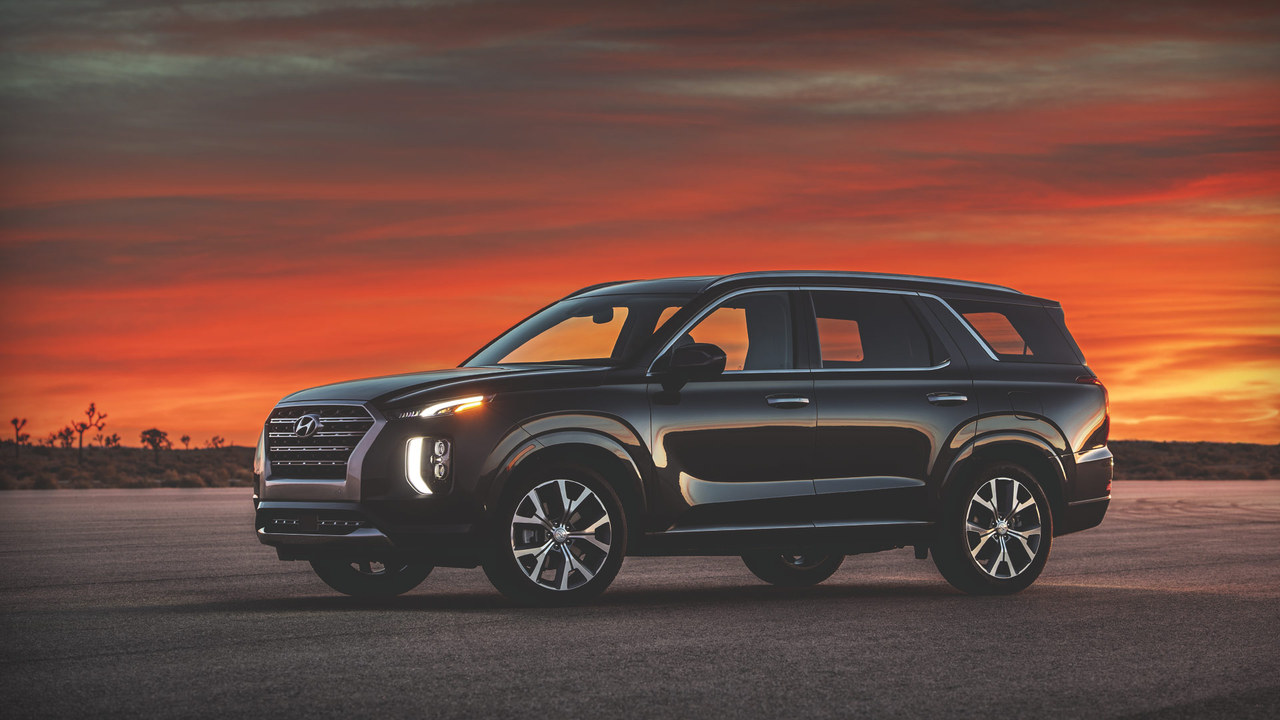 5 Cool Things: the All-New 2020 Hyundai Palisade