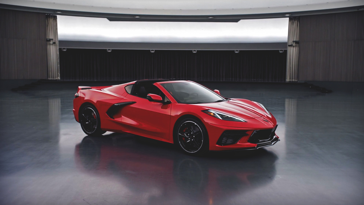 From the Pressroom: the 2020 Corvette Stingray
