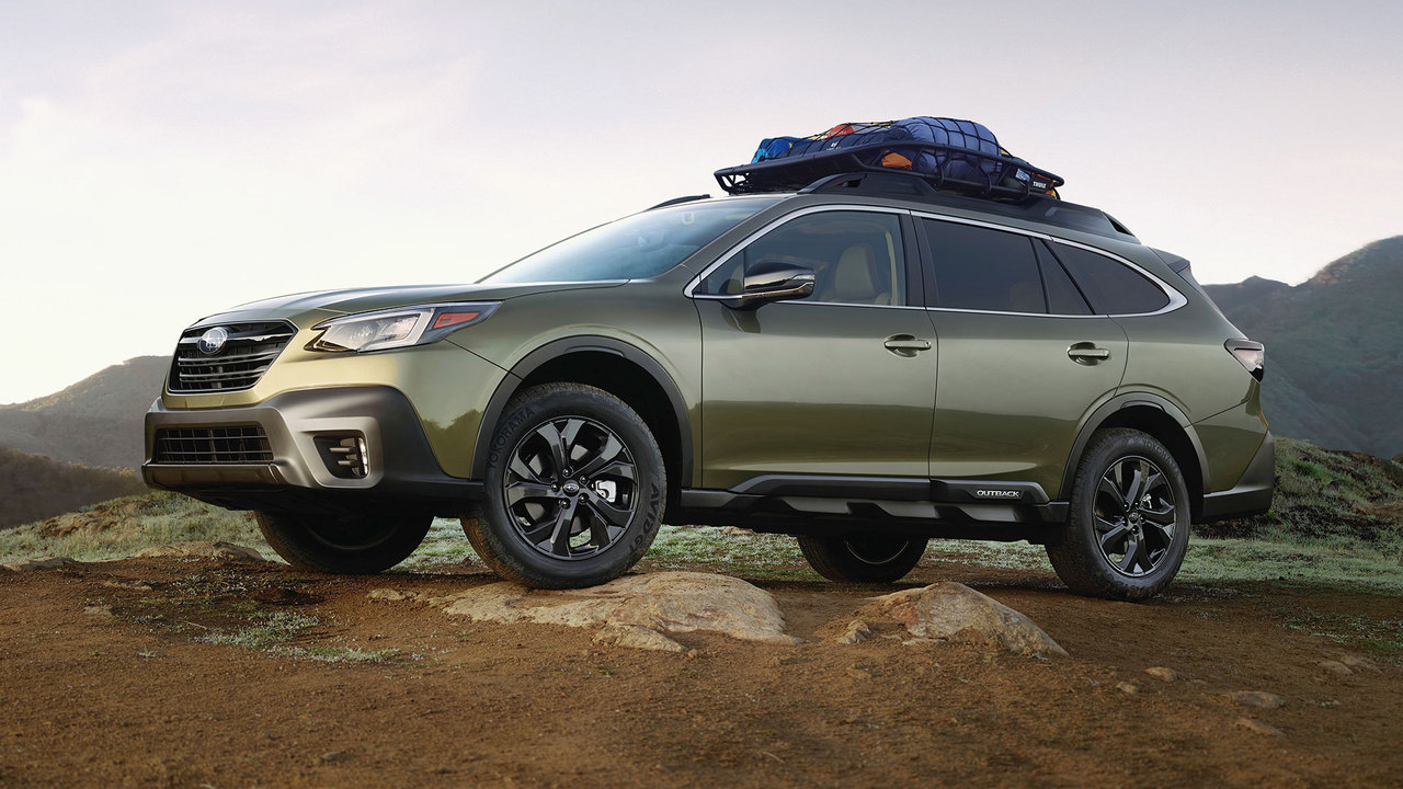 Watch This: Subaru's National Park-Inspired Reveal of the 2020 Outback