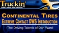 The Driving Talents of Dan Ward - Continental Tires Extreme Contact DWS Introduction