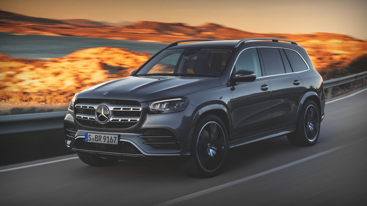 5 Cool Things:  2020 Mercedes-Benz GLS 580 4Matic
