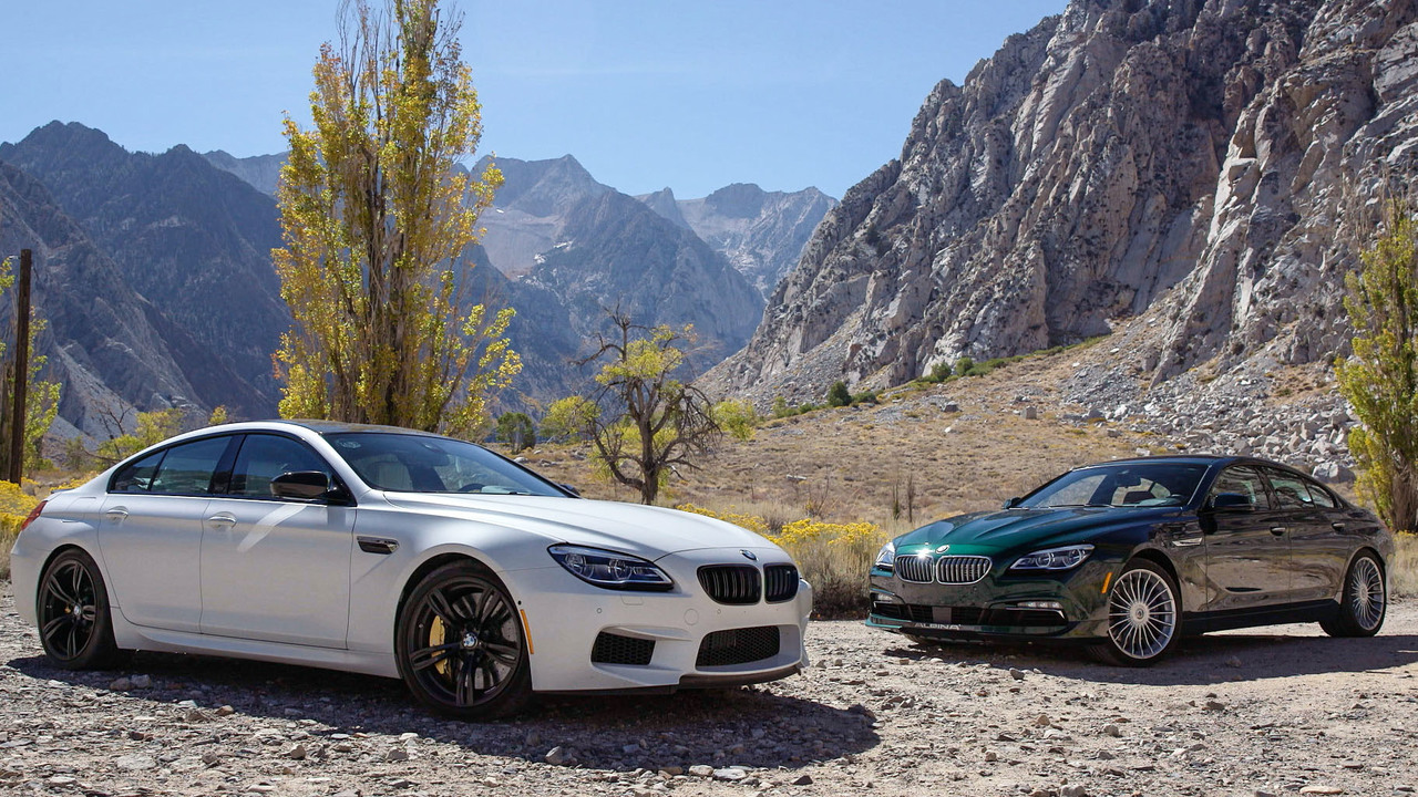 Alpina B6 Versus BMW M6—Which Is the Better Gran Coupe?