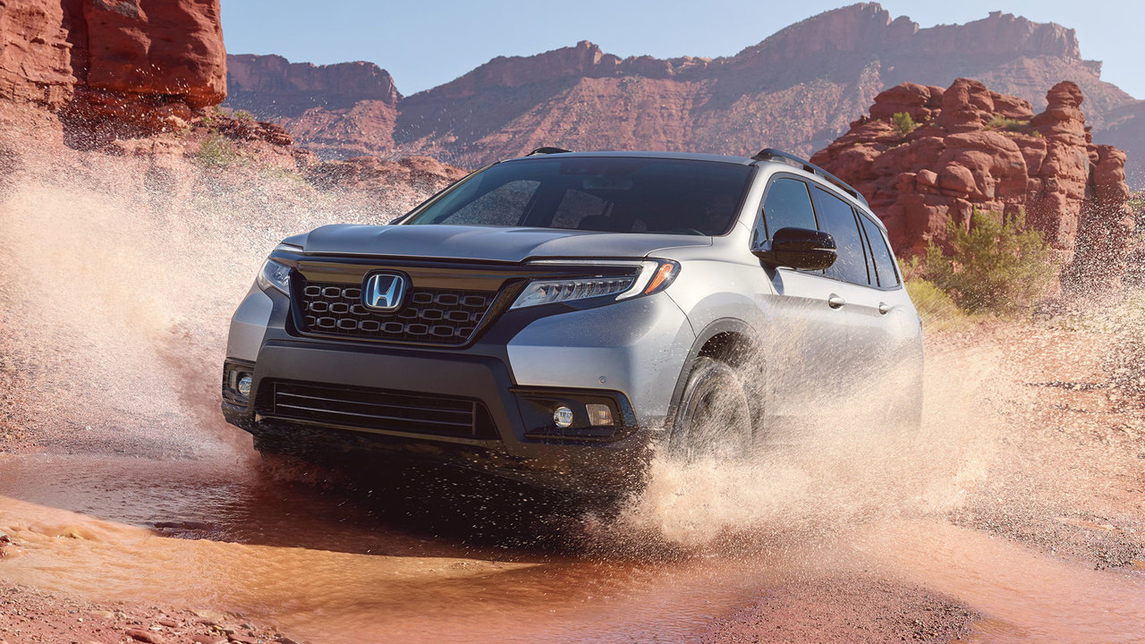 Behind the Wheel: The 2019 Honda Passport