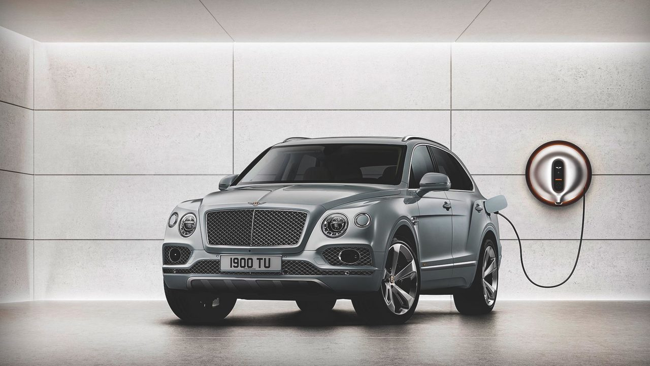 5 Cool Things: The 2020 Bentley Bentayga Hybrid